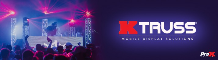K Truss Mobile Display Solutions by ProX.