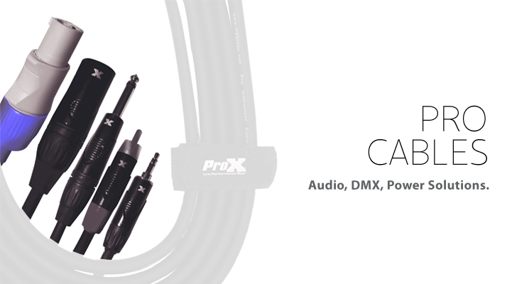 Prox Live Performance Gear Trussing Road Cases Bags Cables