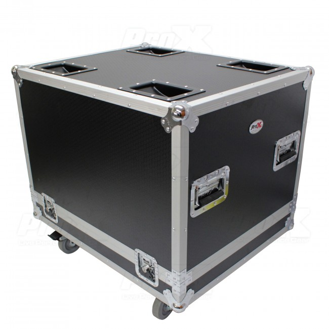 Flight Case for RCF SUB 8004-AS & RCF SUB 708-AS II Subwoofer