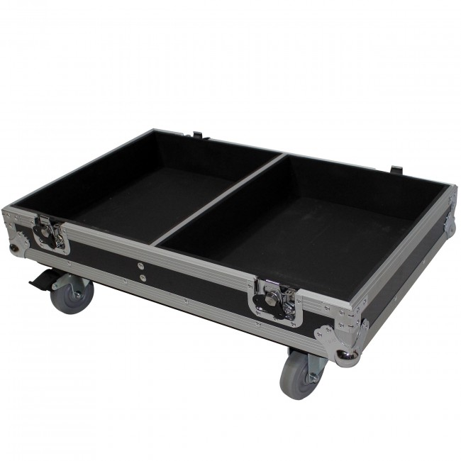 Fight Case for 2 TurboSound TBV-123-AN Line Array Speakers W-4 inch