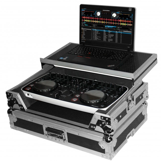 Prox Fits Pioneer Ddj Ergo Digital Controller Flight Case W Laptop