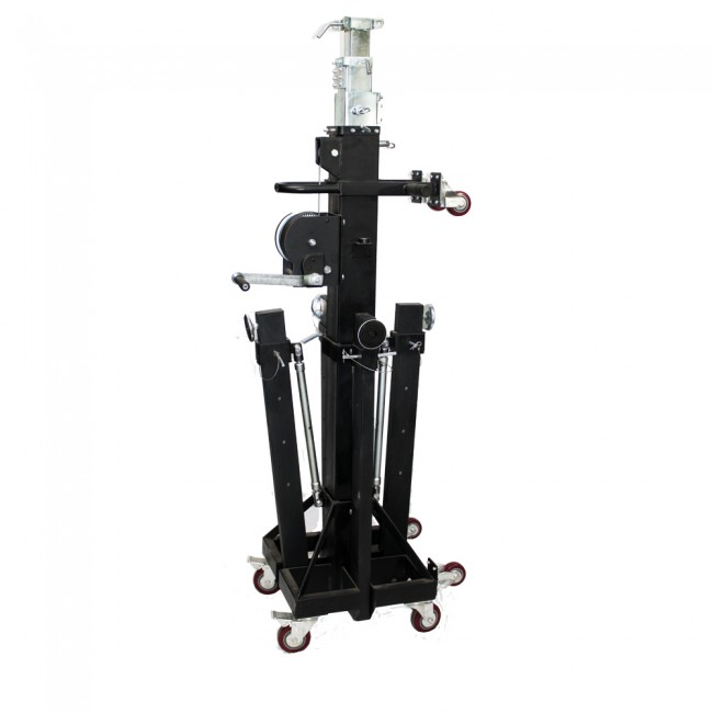 18 Ft Lighting Crank Truss Stand 500 Lb Capacity Prox