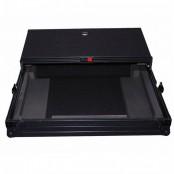 ProX X-NVLTBL Black Numark NV Controller Hard Case W//Gliding Laptop Shelf