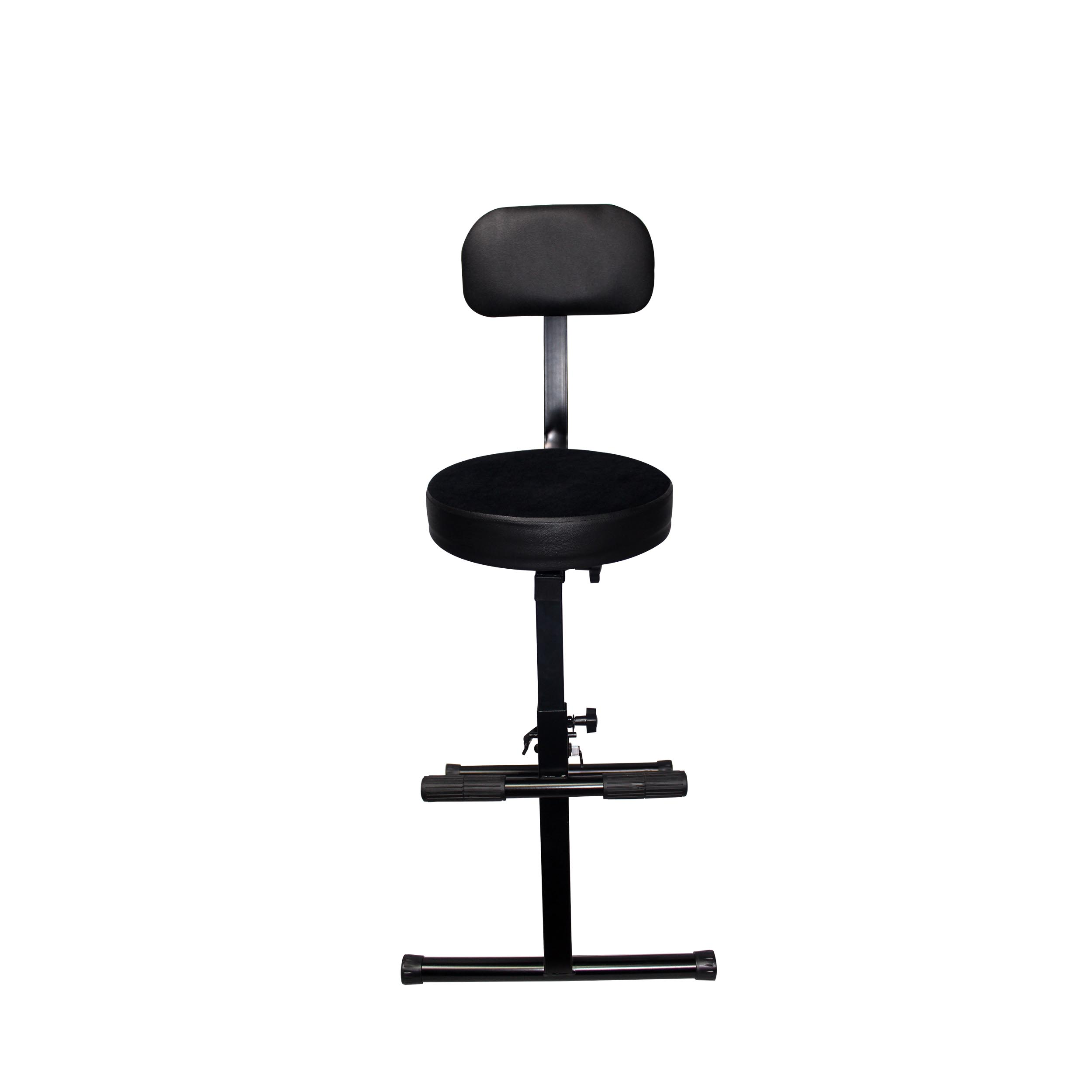 Portable DJ Adjustable KeyboardGuitar Drum velvet covered Padded foam chair | ProX Live Performance Gear  sc 1 st  ProX Live Performance Gear & Portable DJ Adjustable KeyboardGuitar Drum velvet covered ... islam-shia.org